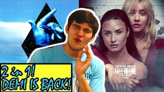Clean Bandit - Solo (feat. Demi Lovato) Reaction! + Christina Aguilera - Fall In Line Reaction!