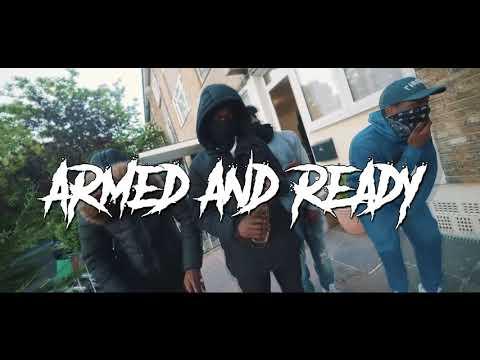 "[FREE]""Armed And Ready"" Loski x 1011 x Q2T Type UK Drill Beat"
