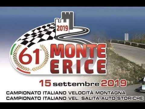 61^ cronoscalata Monte Erice  15 settembre 2019 (TP) 1° manche by VideoGiò Racing