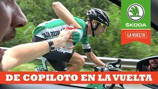 En el Balcón de Bizkaia | Ibon Zugasti | La Vuelta con Škoda
