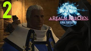 Final Fantasy XIV 2.4: Dreams of Ice part 2 (Game Movie) (No Commentary)