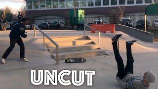 Kickflip Front Board Handrail: The Process thumbnail