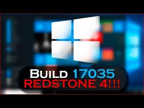 #Dissecando o Windows 10 Build 17035 | Microsoft Edge, Teclado, Compartilhamento e Mais