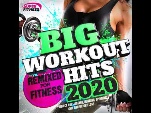 Big Workout Hits 2020 Remixed for Fitness 80 Minute Workout Mix including Warmdown