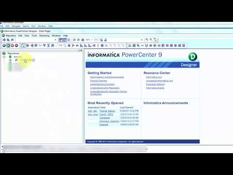 Beginners Informatica Big Data (BDM) Data Quality 9x-Export IDQ mapping to Powercenter tutorial 7