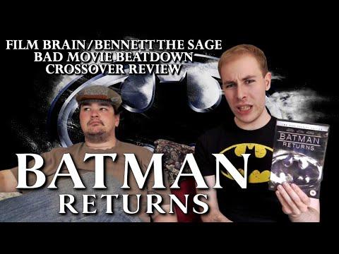 Bad Movie Beatdown (w/ Bennett the Sage): Batman Returns (REVIEW)
