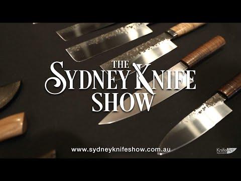 Sydney Knife Show 2019 Must Watch