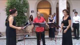 Swing the Prelude - Trio vocale Sandbox