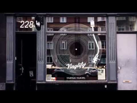 Vinylify Preview - Your Music. Your Vinyl.