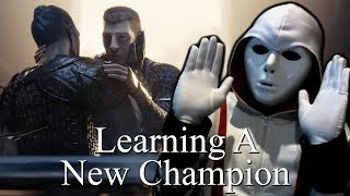Learning A New Champion