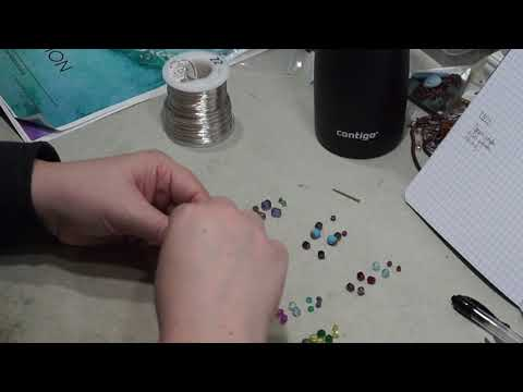 Spy on Me:  Making Wire Wrapped Earrings