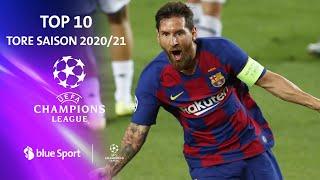 Top 10 Tore   Chamṗions League Saison 2020/21