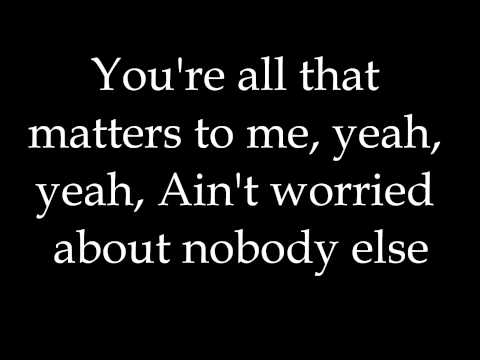 All that Matters - Justin Bieber (JB) + (Lyrics Video) (Letra)