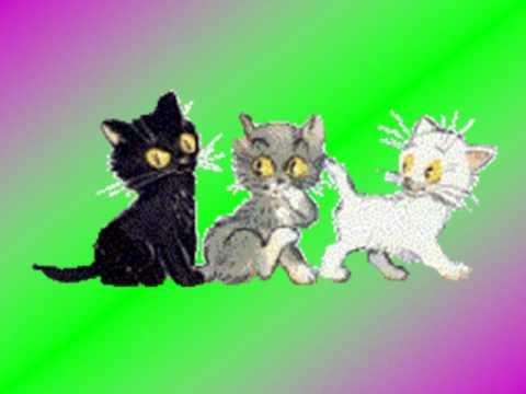 Canción Infantil Los gatitos.