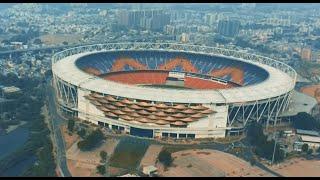 The Narendra Modi Stadium: The world's biggest cricket ground!