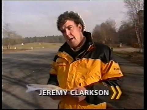 Jeremy Clarkson - on Stopping Distances!