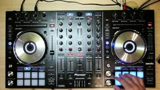 dj demon   test pioneer ddj sx   short mix poland