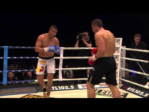 GLORY 7 Milan - Rico Verhoeven vs. Jhonata Diniz (Full Video)