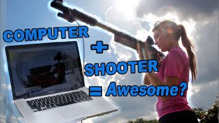 Can A Computer Make You A Better Shooter? - SCATT Shooter Training System