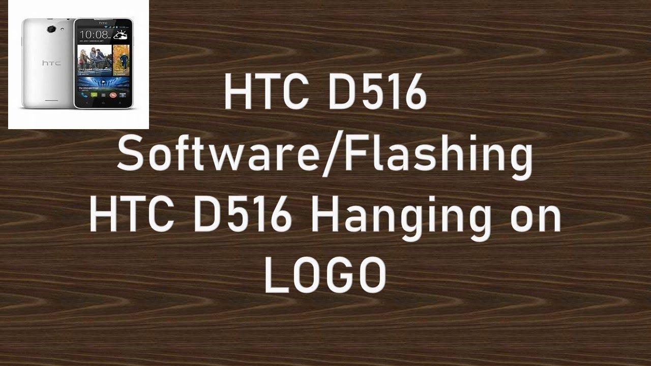 Htc D516h flashing || Htc hangs on logo || Htc D516h stock Rom