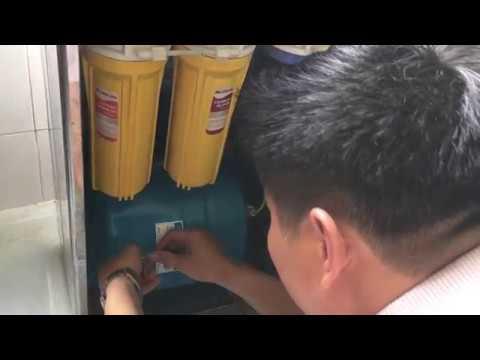 Hướng Dẫn Sửa Chữa Máy Lọc Nước Ro Không Ra Nước và Nước Yếu.(Phần 1)