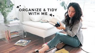 Getting My Life Together ✨ 7 Tidying & Organizing Tips
