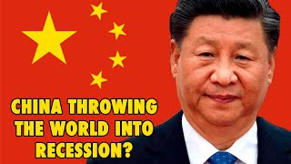 Will China's Economic Slowdown Cause a Global Recession? (w/ Tony Nash)
