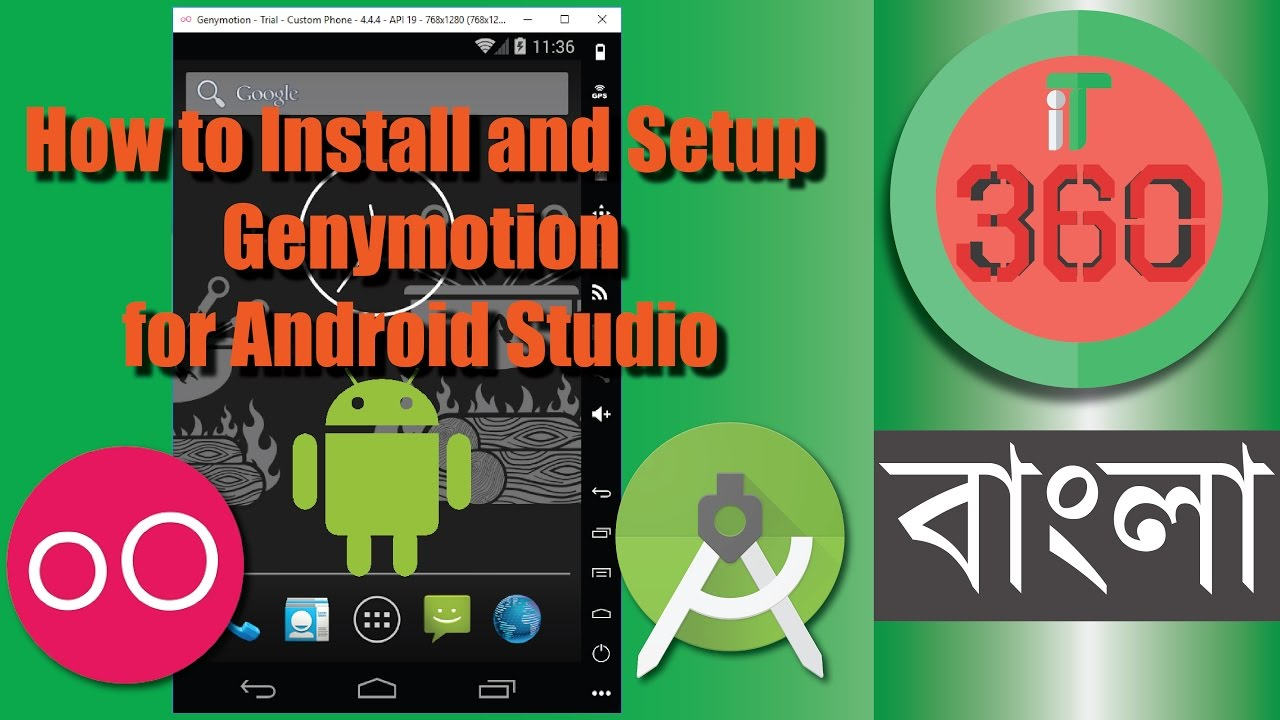 genymotion android emulator free download for windows 10