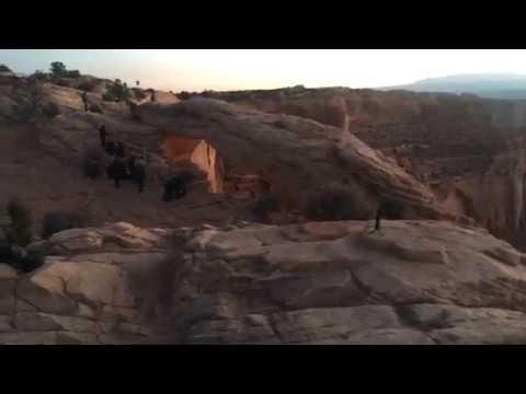 Mesa Arch Canyonlands National Park, Moab, UT