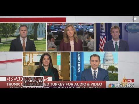 استمرار الضغوط الأميركية على السعودية في قضية خاشقجي  - نشر قبل 2 ساعة