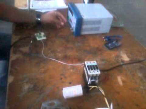 Arranque y paro de un motor con tarjeta arduino e interfaz for Sellar tarjeta de paro