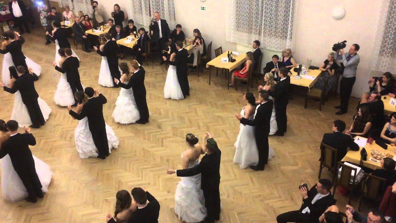 XI. Reprezentační ples deváťáků ZŠ Kupkova 2016
