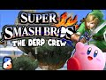 watch he video of Team Battle! (Super Smash Brothers: The Derp Crew - Game 8)