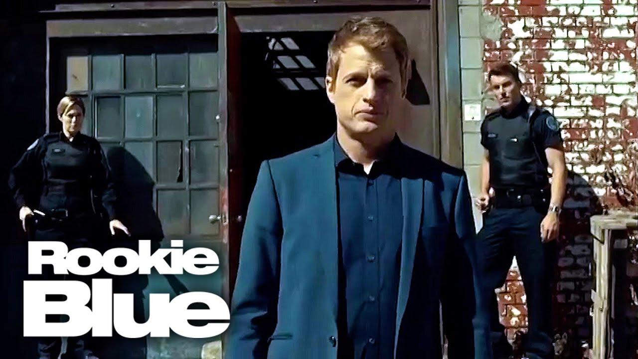 Arresting Detective Steve Peck | Rookie Blue