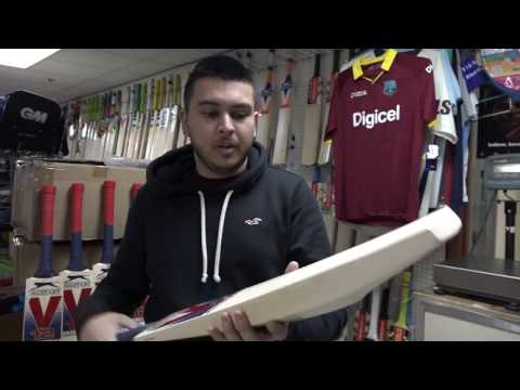 Slazenger V12 Ultimate Limited Edition Cricket Bat Review
