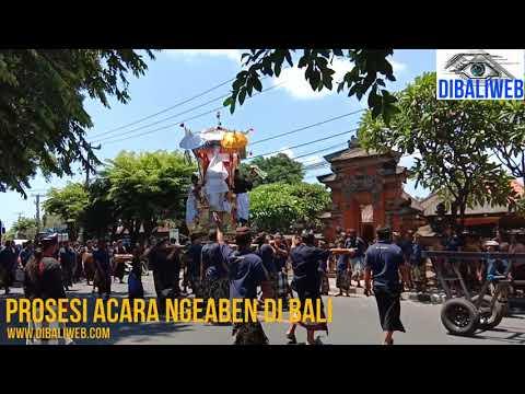 ACARA NGEABEN DI BALI ( Proses upacara ngeaben bali )