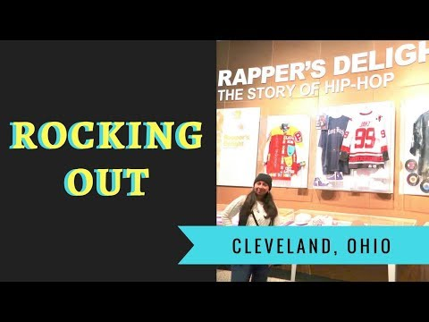 Rocking Out in Cleveland, Ohio