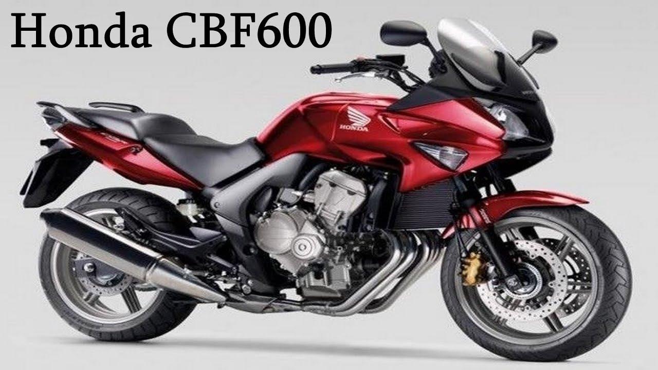 Обзор и тест-райд мотоцикла Honda CBF 600 2006 г.в.
