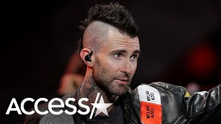 """Adam Levine Apologizes For """"Unprofessional"""" Maroon 5 Performance in Chilé"""