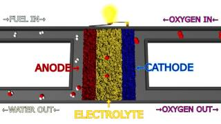 Solid Oxide Fuel Cell (SOFC) Explained With Animation