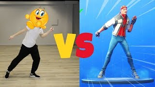 How To Do The Criss Cross Dance In Real Life   Fortnite Season 6   Chris Parry