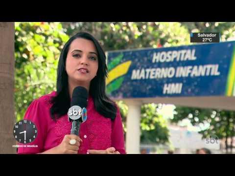 Superbactéria mata dois recém-nascidos e deixa 15 bebês isolados - SBT Brasil (20/03/17)