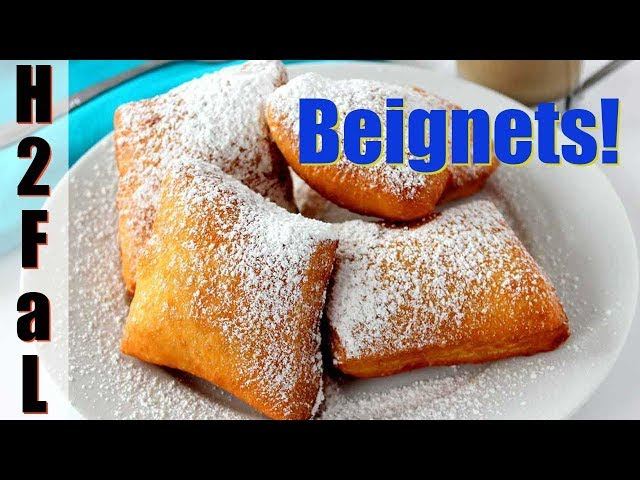 Cajun Cuisine | CLASSIC NEW ORLEANS BEIGNETS | How To Feed a Loon