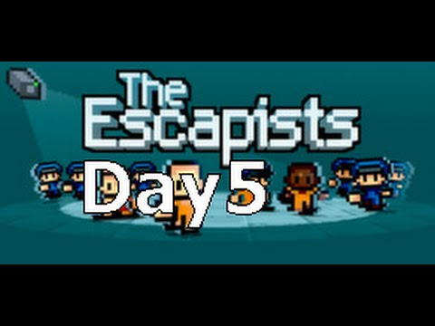 The Escapists Day 5 Plated Inmate Outfit