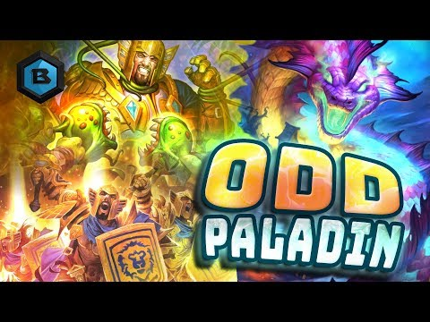 ODD PALADIN è un Tier 1 incredibile!