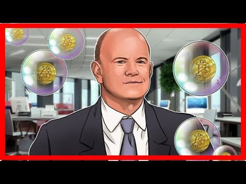 """Bitcoin Bull Is Not Over"" - Novogratz Raises $250 Million For Crypto Merchant Bank"