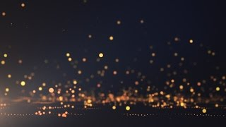 After Effects - Trapcode Particular bounce