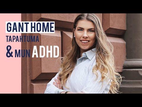 MY DAY// Näin mun ADHD näkyy arjessa + GANT HOME TAPAHTUMA