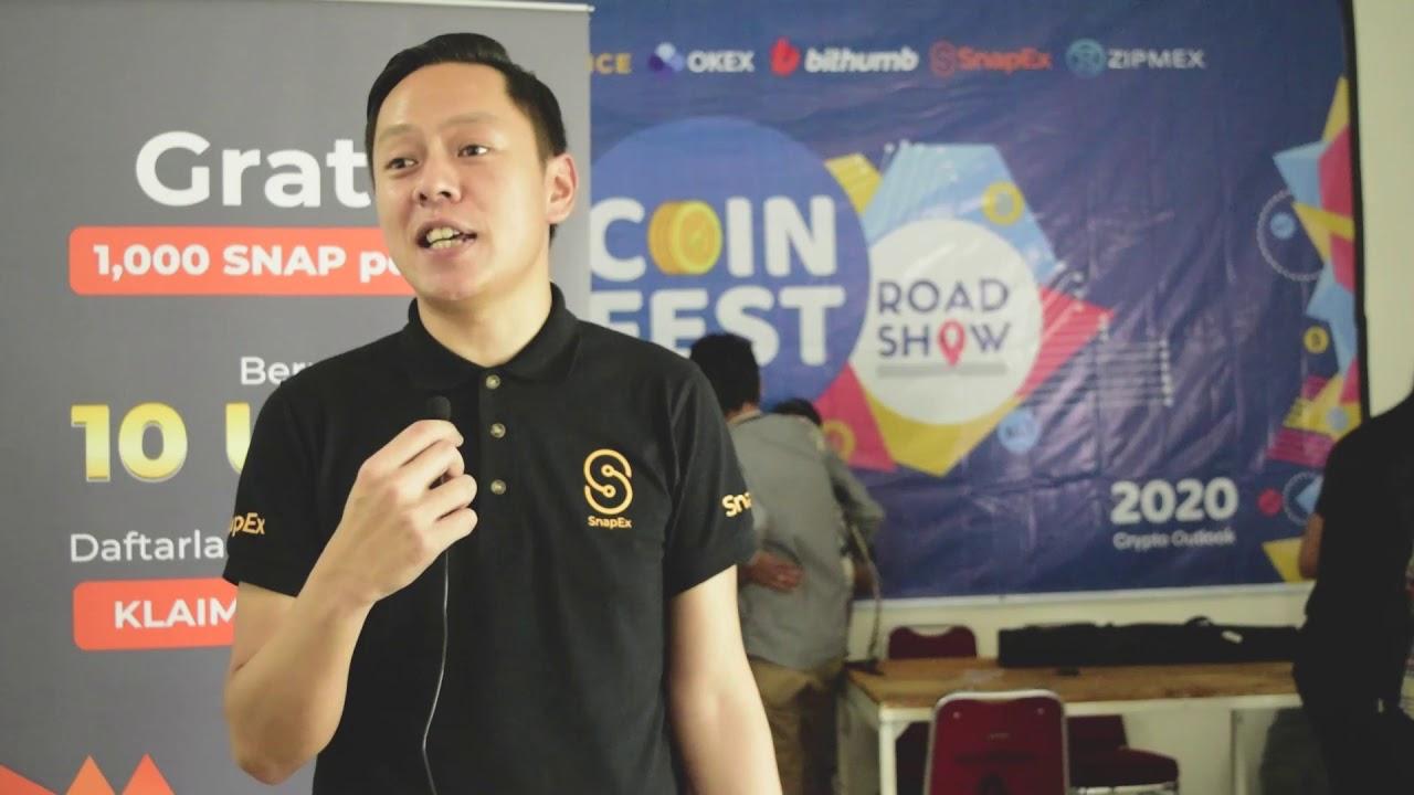 gruppo commerciale bitcoin indonesia