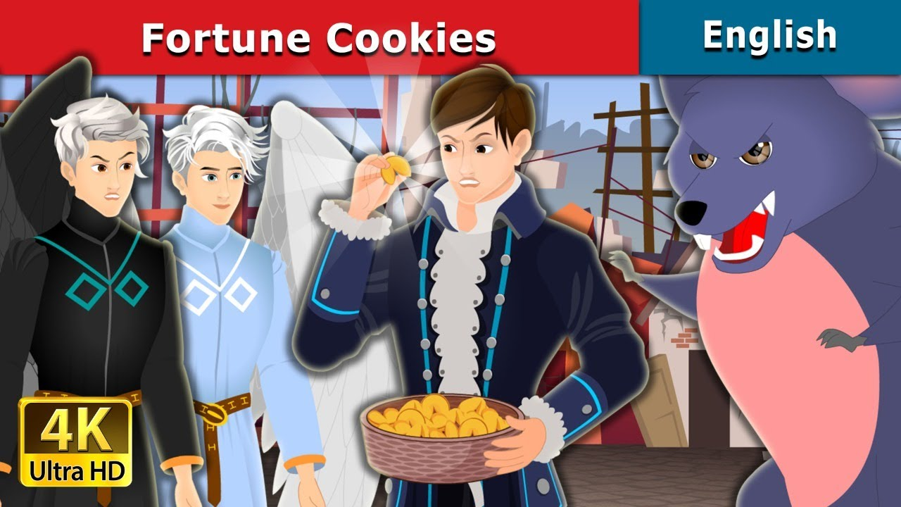 Fortune Cookies in English | Stories for Teenagers | English Fairy Tales